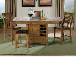 counter height dining table with storage fascinating counter height dining table with storage a america