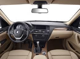 automotive database bmw x3 f25