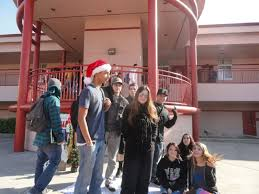 Christmas Decorations Come Down Christmas Decorations Come Down At Benicia High Then Go Up