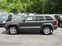 dark brown jeep 2006 jeep grand cherokee limited 4x4 in dark khaki pearl photo 14
