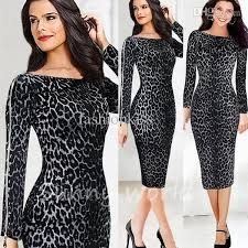 designer brand 2015 bodycon mom and daughter dresses elegant