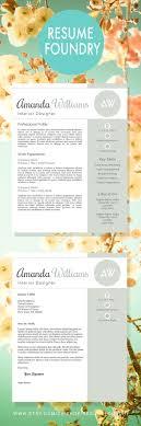 modern resume template word 2007 155 best modern cv template images on pinterest resume tips