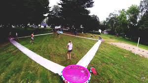 Diy Backyard Pool by Slip N Slide Kickball Must Be Your Next Summer Activity Playrs Club
