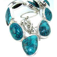turquoise necklace silver chain images 45 turquoise necklace and earrings kingman turquoise pendant jpg