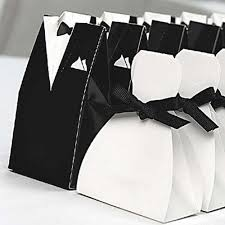 and groom favor boxes wedding decoration 50pcs and groom favor box candy boxes