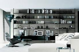 Modern Bookcases With Doors Bookcases With Glass Doors Modern Design Home Interiors