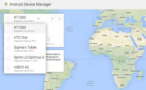android device manager android device manager now live finds lost droids and wipes data