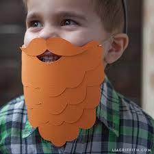 leprechaun beard template best beard 2017