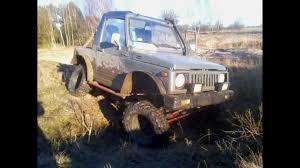 suzuki samurai pickup suzuki samurai 4x4 pick up silnik diesla i sprężyny youtube