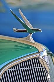 1930 packard model 733 convertible coupe ornament by