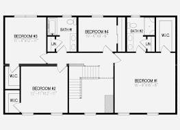 Barrington Floor Plan by Barrington Icon Legacy Custom Modular Homes
