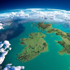 Map Ireland Map Ireland