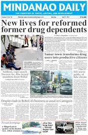 mindanao daily set a april 17 2017 by dante sudaria issuu