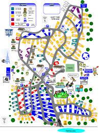 Mercer University Map Mercer Pennsylvania Campground Mercer Grove City Koa