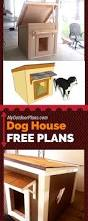 best 25 dog house plans ideas on pinterest big dog house dog