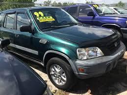 honda crv for sale in florida 1999 honda cr v lx 4dr suv in apopka fl a to z auto sales