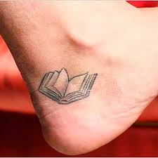20 really stylish small simple foot tattoo designs