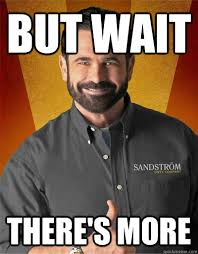 Billy Mays Meme - but wait there s more billy mays quickmeme
