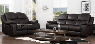 2 Seater Sofa Leather by Reclining Sofas Leather Sofa World