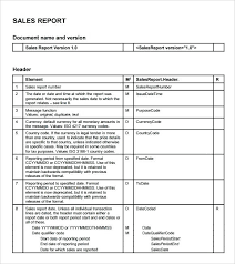 excel sales report template free daily sales report sle monthly sales report sles daily sales