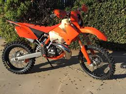2005 ktm 300 exc project build better than new