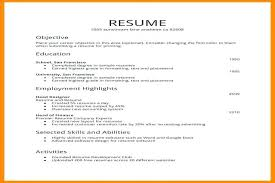 how to format a resume in word how to format resume in word foodcity me