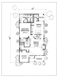 cottage style house plan 4 beds 4 00 baths 2308 sq ft plan 472 9