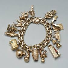 best bracelet charms images Gold charm bracelet white house designs jpg
