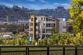 loft style living lucent shea homes san diego mission valley