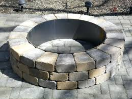 Terra Cotta Fire Pit Home Depot by Articles With Cheap Outdoor Fire Pit Tag Fascinating Outdoor