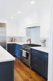 navy blue kitchen cabinets with brass hardware lynwood remodel kitchen modern kitchen remodel kitchen