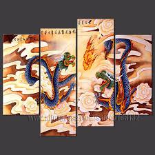 Feng Shui Painting Online Get Cheap Feng Shui Painting Dragon Aliexpress Com