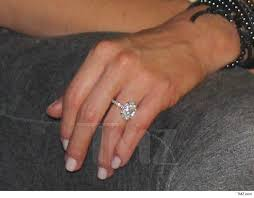 fiancee ring kid rock makes it official with engagement rock for berry