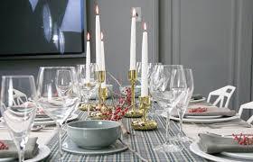 holiday table runner ideas modern table setting ideas freshome