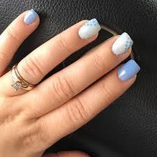 31 easy acrylic nail designs nailspics