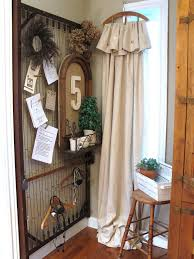 diy window curtains from canvas or dropcloth diy network blog