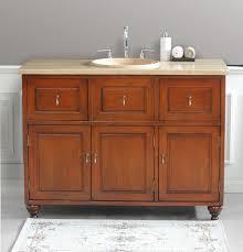 Single Sink Bathroom Vanity by Malibu 48quot Single Sink Bathroom Vanity Set In Espresso Finish