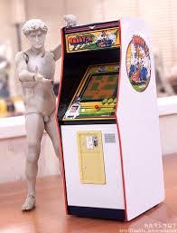 Galaga Arcade Cabinet Namco Arcade Machine Collection Tank Battalion Pac Man Galaga