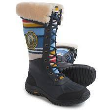 womens size 12 waterproof boots s ugg australia adirondack yosemite boots waterproof