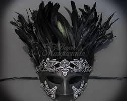 white mardi gras mask mens masquerade mask etsy
