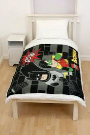 bedroom batman comforter set to enhance the look of a child