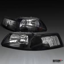 ebay mustang headlights 02 ford mustang headlights ebay