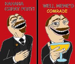 Meme D - well meme d comrade leningrad