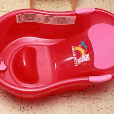 best hello pink baby bath tub for sale