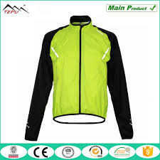 waterproof bike wear polyurethane shell for jacket polyurethane shell for jacket