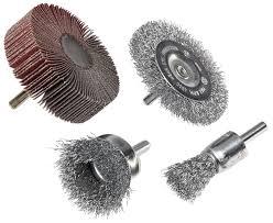 amazon black friday tool set weiler brush 4 piece drill accessory kit wire brushes amazon com