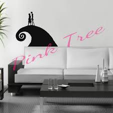 large wall decals nightmare before vinyl decals