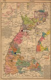 Germany Map Freiburg by Map Of Baden Germany In 1800