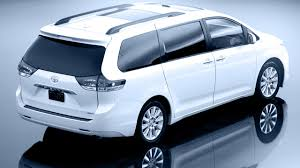 toyota sienna europe toyota recalls some sienna minivans for shifter defect