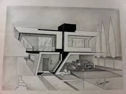 House Architecture Drawing 9 Best 3d Architecture Images On Pinterest Architecture